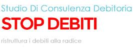 stop- debiti